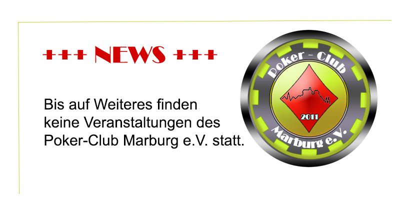 Poker Club Marburg Ev